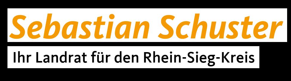 Landrat Sebastian Schuster - Rhein-Sieg-Kreis